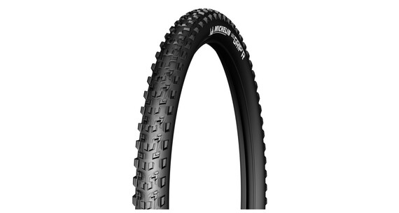 Michelin Wild Grip`R Advanced  Opona 26x2,35 TB-Ready reinforced czarny